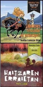 BizkaIdatz Txikia VI. Haur eta Gazteen Literatura Saria