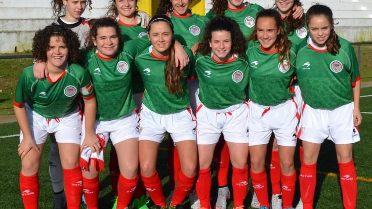 Eskualdeko hamar futbolari deitu ditu 16 urte azpiko Euskadiko Selekzioak