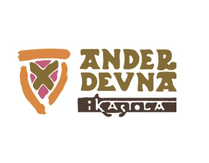 Ander deuna ikastola logotipoa