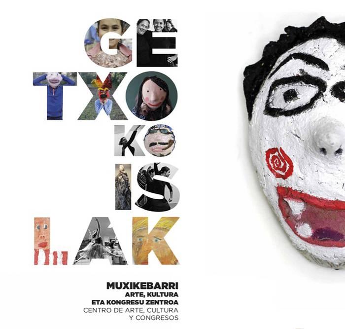 'Getxoko islak' lanak dantza- eta kantu-taldeak bilduko ditu Muxikebarrin, Pablo Viarren zuzendaritzapean