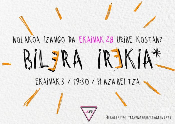BILERA IREKIA