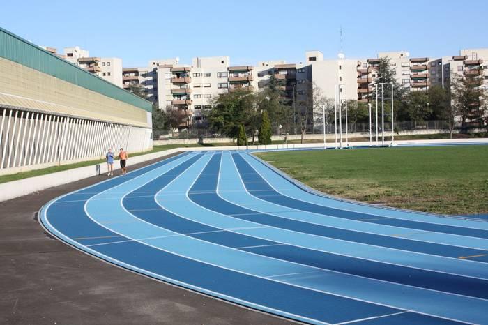 Atletismoko 300 kirolari bilduko dira aste-akabuan Faduran