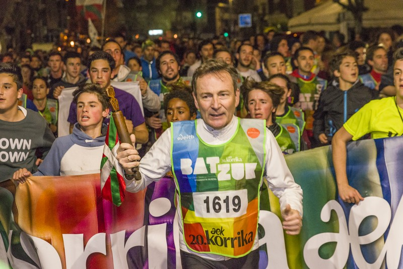 Korrika, Uribe Kostan barrena - 53