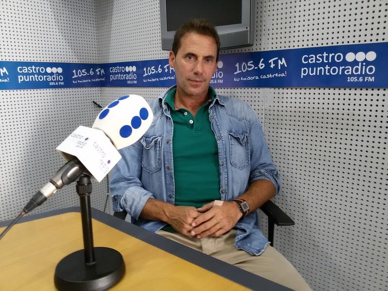 """Eusko Label Ligan aurten """"liga bi"""" ikusiko direla uste du Aitor Sautuk"""