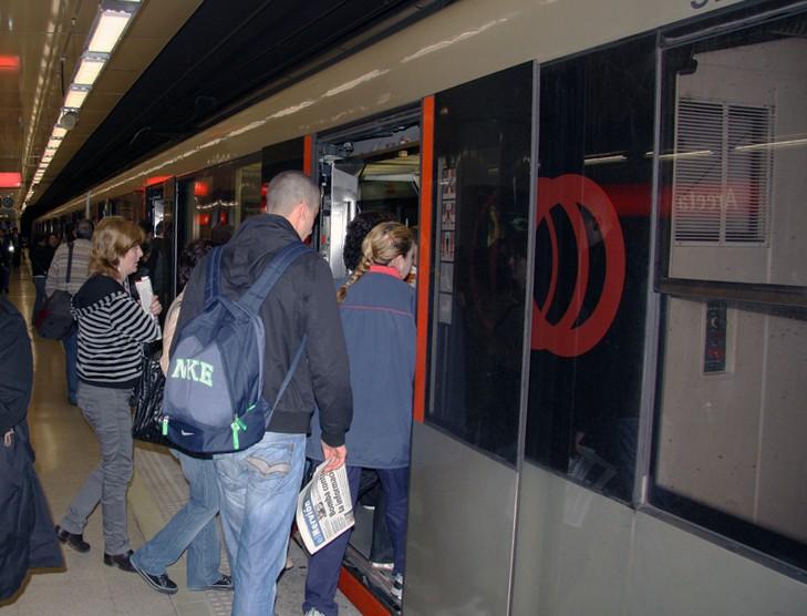 Metro Bilbaok zerbitzu berezia eskainiko du Gabonetan