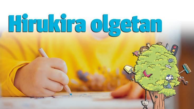 Hirukira Olgetan (I): Jolas gaitezen!