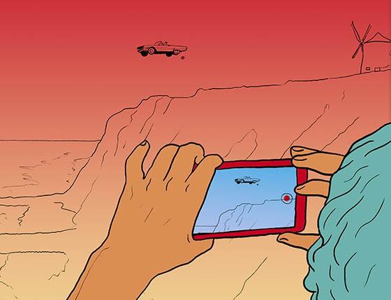 Film laburren emanaldiak gaur eta bihar, Algortan