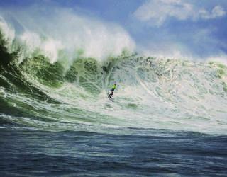 Punta Galea Challenge olatu handien surf lehiaketa ez da zapatuan egingo