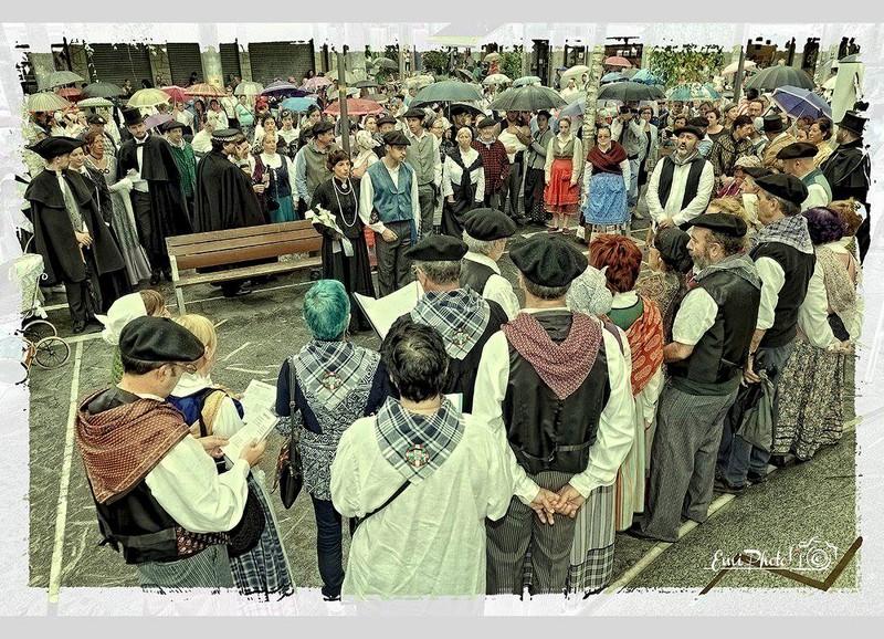 Trabudu dantza-taldearen 40. urteurrena - 14