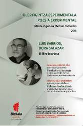 Mahai ingurua: El libro de artista