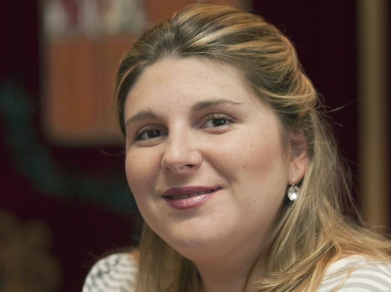 """Aiala Eguiluz: """"Espero dut nire alabak inoiz ez edukitzea beldur-sentsaziorik"""""""