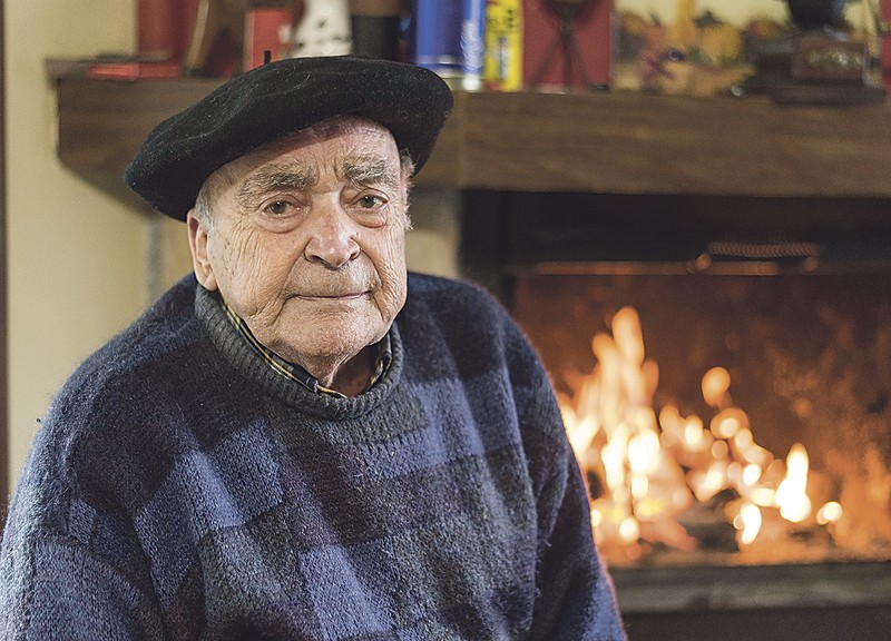 """Anselmo Mentxaka: """"Sekula ez genuen pilotarik ikusi Errege-eguneko oparian"""""""