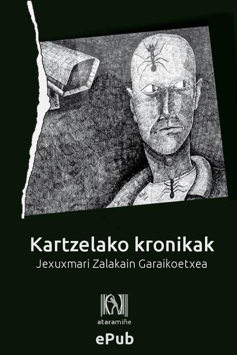 """Jexuxmari Zalakainen """"Kartzelako kronikak"""" ePub formatuan"""
