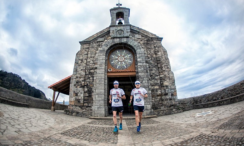 Gaztelugatxen maratoia korrituko du Jon Salvadorrek