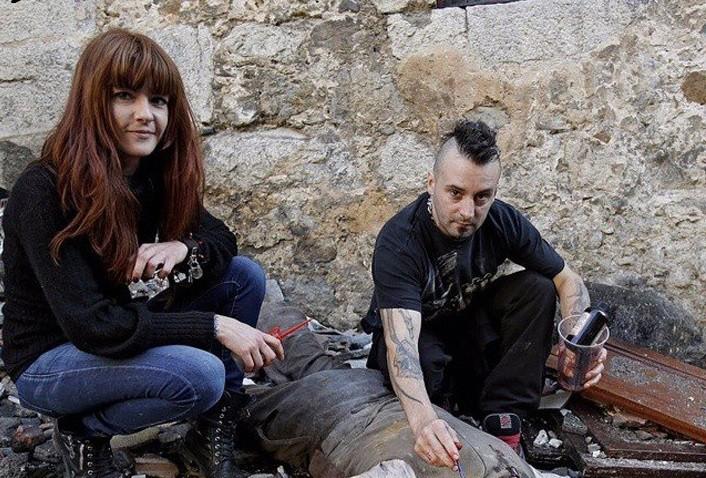 Gorka Aguirre algortarrak irabazi du makillaje onenaren Goya saria