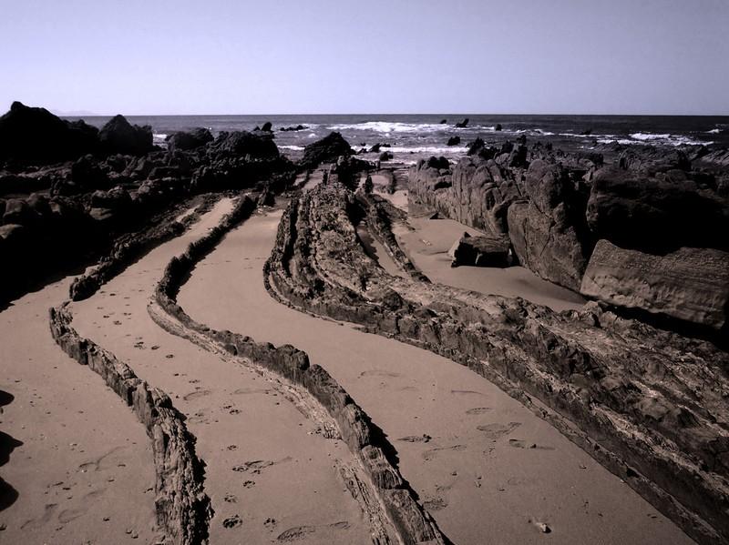 Ibilbide geologikoa egingo du Leioako Berbaldiak Barrikan, zapatuan