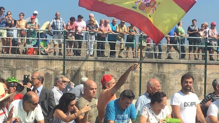 """Santiago Sainz: """"Nazio bakarra Espainia da"""""""