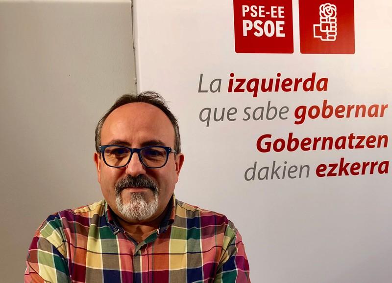 Juan Carlos Martínez izango da Leioako PSE-EEren alkategaia