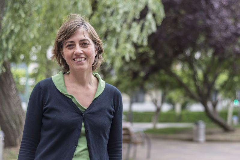 """Mari Luz Iñarra Palomino: """"Nire produktuak guztiz ekologikoak dira"""""""