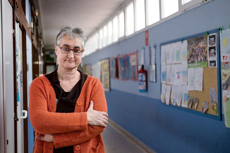 """Amelia Barquin Lopez: """"Genero-identitatea askatasunez erabakitzen utzi behar zaie umeei"""""""