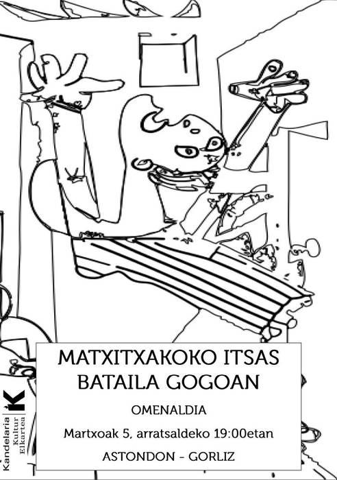 Matxitxakoko Itsas Bataila Gogoan