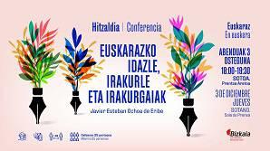 Hitzaldia: Euskarazko idazle, irakurle eta irakurgaiak