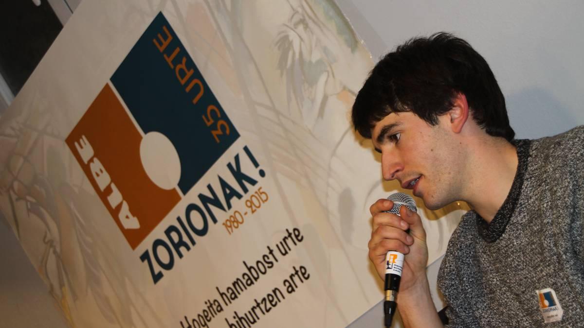 Asier Azpirozek irabazi du Abra Saria