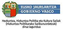 Eusko Jaurlaritza logoa