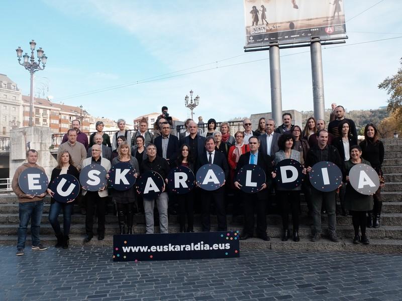 Euskaldunak aktibatzeko ariketan, izen-ematea zabalik