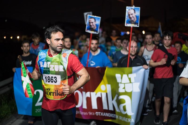 Korrika, Uribe Kostan barrena - 139