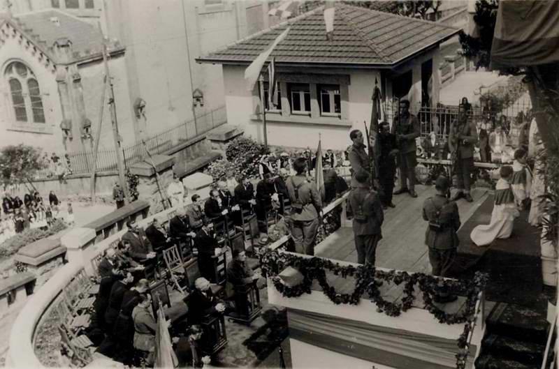 Armada frankista Getxora sartu zeneko 81. urtemuga gogoraraziko dute martitzenean Itzubaltzetan