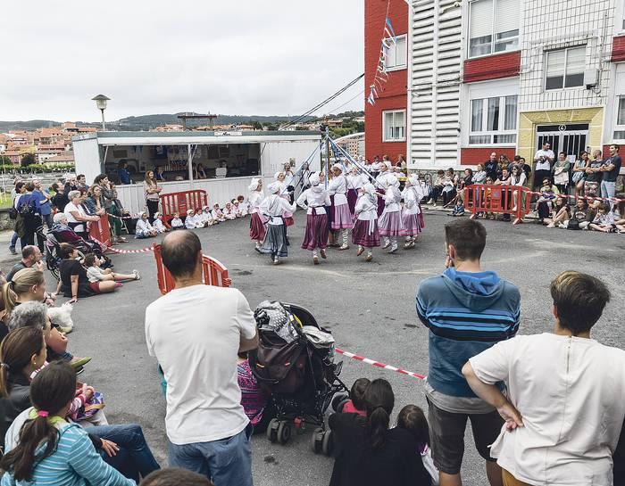 Udari hasiera emango diote Gatzamiñen San Kristobal jaiek