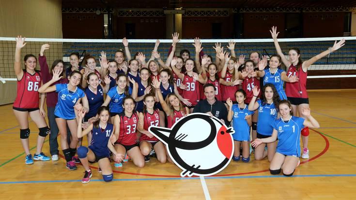 Aixerrota Boleibol Kirol Taldeak jasoko du Argia Ereiten Euskara Saria
